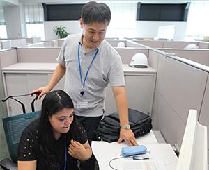 photo:2020 RIKEN R-CCS International HPC Computational Science Internship