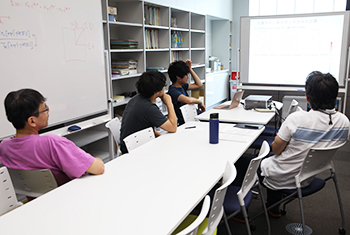 photo:RIKEN R-CCS HPC Computational Science Internship Program