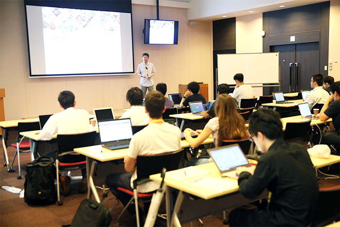 photo:RIKEN International HPC Summer School