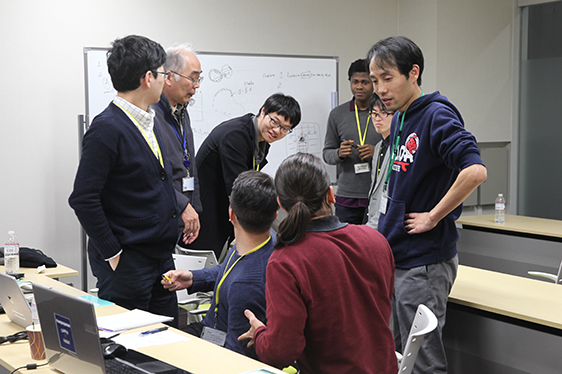 photo:RIKEN R-CCS HPC Youth Workshop