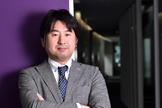 写真:計算科学研究センター 運用技術部門長 庄司 文由