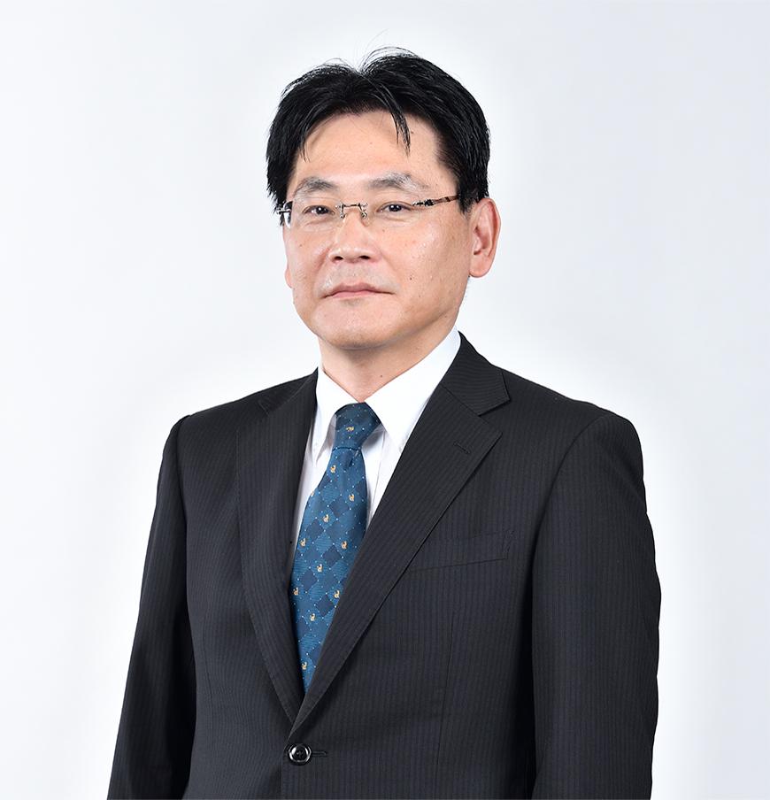写真:副センター長 松尾 浩道