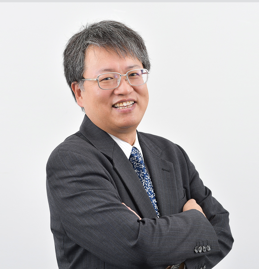 写真:副センター長 中島 研吾