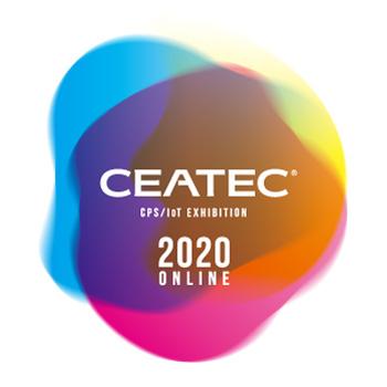 画像:CEATEC 2020 ONLINE 「富岳」ブース(2020年10月20日オープン)