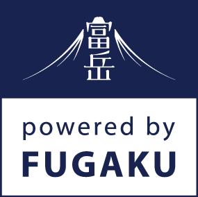 ロゴマーク:スーパーコンピュータ「富岳」